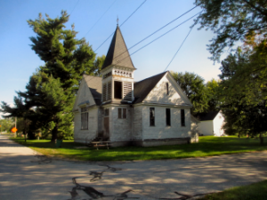 Abandoned Church - 300 x 225