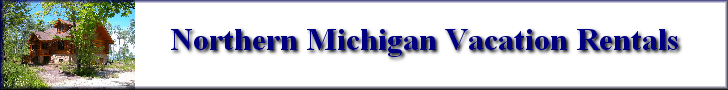 Banner - Northern Michigan Vacation Rentals 728x90
