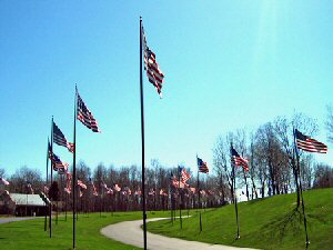 Fort Custer National Cemetery - 300 x 225