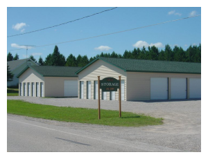 Glennie Storage - 1