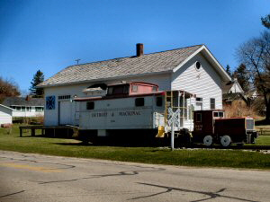Lincoln Depot Museum 300 x 225