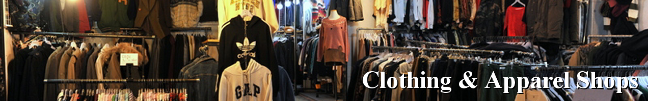 Masthead - Clothing and Apparel Shops