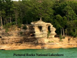 Pictured Rocks National Lakeshore - 3 - 300x225