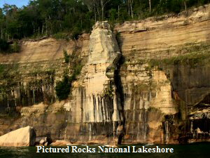 Pictured Rocks National Lakeshore - 4 - 300x225