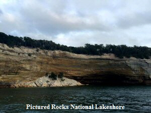 Pictured Rocks National Lakeshore - 5 - 300x225