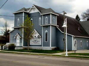 Tawas Bay Playhouse - 300 x 225